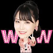 NMB48歌唱貼圖