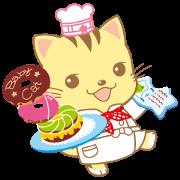 星貓寶寶♪Baby Cat 甜點師系列