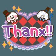 Shiromaru's cute messages [ENG]