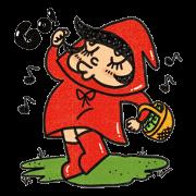 小紅帽啾啾的秘密生活