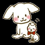 A close family, dog & cat ver2