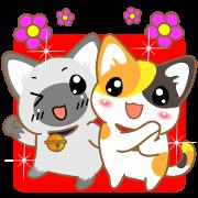 Puss Sticker ~Chinese~
