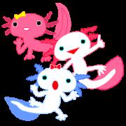 Axolotl Wooper Looper 2 (Japanese)