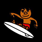 Surfer Norihei 2.