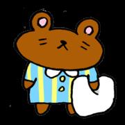 Kuyan of bear