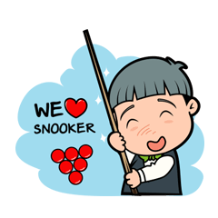 WE LOVE SNOOKER