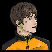 Handsome Sportsmen-JP