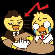 Duck kak salary man