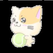 """[""""Whimsical kitten """"BasicVe..."""