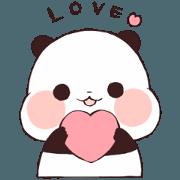 Love Love Yururinpanda