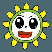 Mr. Sunflower (English)