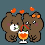 嘟嘟熊-戀愛甜蜜蜜