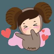 Aries Girl - HoroGang