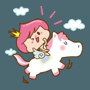 宇宙小天使momo-閃亮登場