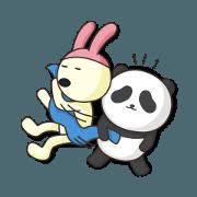 愛林兔(愛人兔) - 生活篇