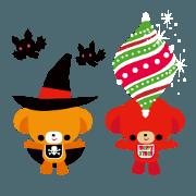 ANOKORO Halloween and X'mas