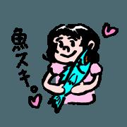 Omase girl