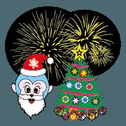 藍色寶貝妹妹2 聖誕節 新年 中文版