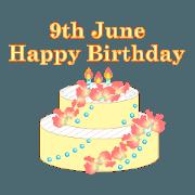 366 Days [ Happy Birthday ]  BR ver. 05