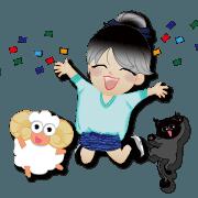 小玉兒家族ㄉ聖誕節+新年篇