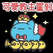 貓貓蟲-咖波 超級可愛