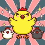 NO.910 Yellow Chick