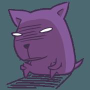 Gloomy Rabi Dog