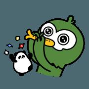 鸮鹦鹉先生 (Mr. Kakapo) - v1