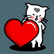 愛心貓 (Heart Cat) - v1