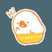 A plump duck