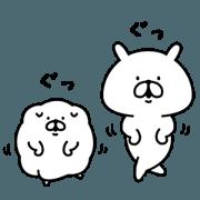 Chococo's Yuru Usagi & Mofu Inu