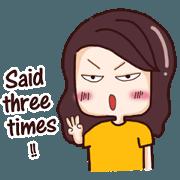 Nine blame Mom (English)