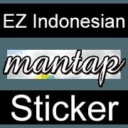 EZ Indonesian Sticker