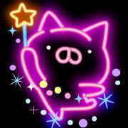 fluorescence Sticker14