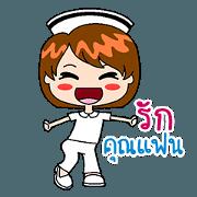 Registered Nurse in Love