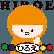 "[""NAME NINJA ""HIROE""""]"