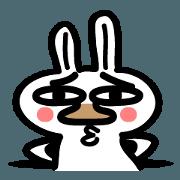 兔子鼻子大