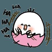蛋殼小雞1-日常篇