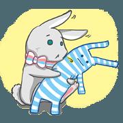 噗兔仔2!生活爆走入侵!