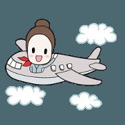 Stewardess diary