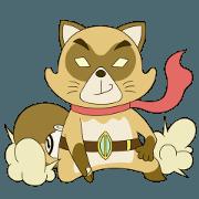 Tanuki Hachiemon the phantom thief (tw)