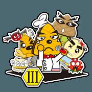 鬆餅家族(關懷情人日常)