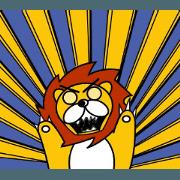 齁齁獅 (繁中)