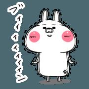 Mochiusa sticker!