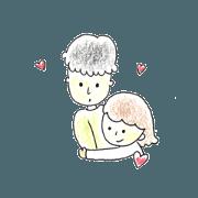 Nichijo Sticker