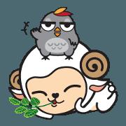 Simong & Gugu's trivial daily life