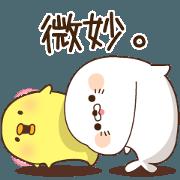 嘴賤海豹君×小雞