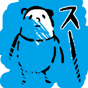 (日語) 我喜歡富於表情的熊貓3