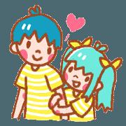 萊姆&藍莓的小情侶甜蜜時刻