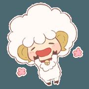 Fluffy Fluffy Fluffy Sheep